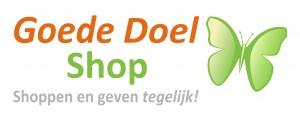 Logo Goede Doel Shop - Hoofdbestand, Middelgroot